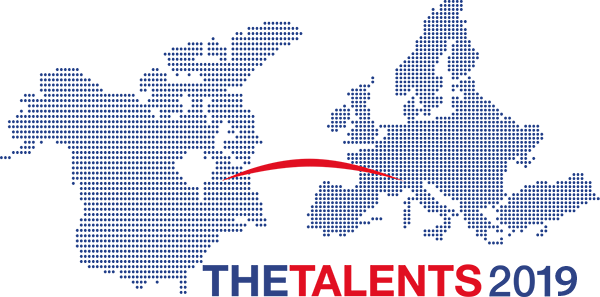 The Talents 2019 Logo